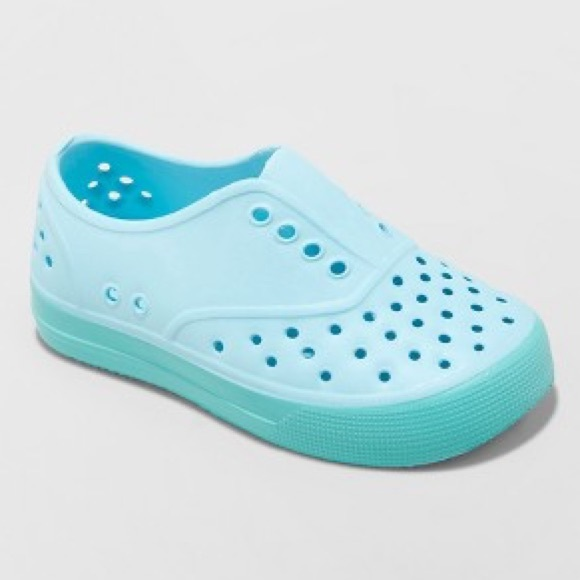 NWT Cat /& Jack Youth Girl's Blue Jinnah Sneakers Size 1!